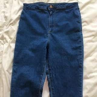 F21 HIGH WAISTED PANTS