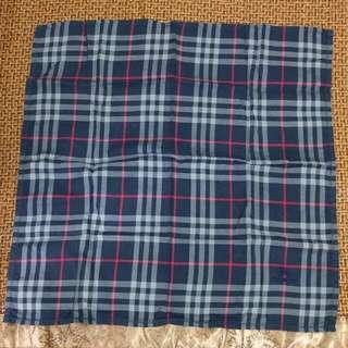 英國Burberry 手巾