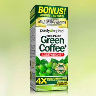 Purely Inspired Green Coffee