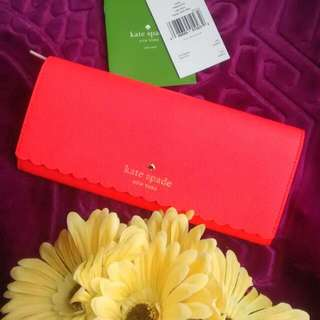 Authentic Kate Spade Cape Drive Cindy Wallet