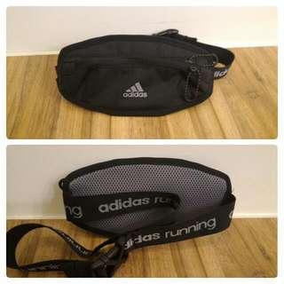 🚚 adidas慢跑腰包-全新  買了沒用,賠售(不二價)  原價790  售價:599含運店到店