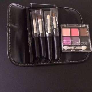 BH Cosmetics Set (New)