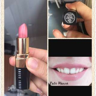 Bobbie Brown Lip Colour Pale Mauve