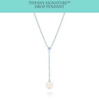 925 silver necklace with pearl
