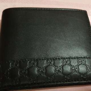Mens Gucci Bi-Fold Wallet (Authentic)