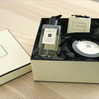 Jo Malone London Gift Set RRP$208 inc. Body Wash, Body Crème & Soap