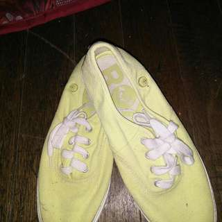 roxy shoes authentic