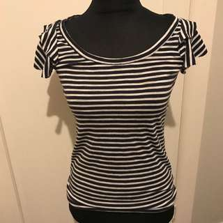 Preloved striped shirt