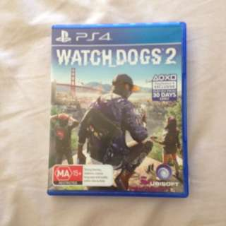 PS4 - Watchdogs 2
