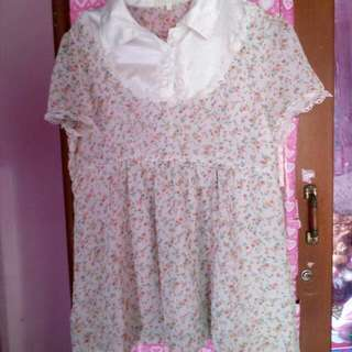 baju flower 2