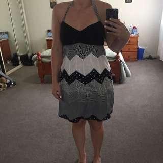 Soul Sister Halter Dress