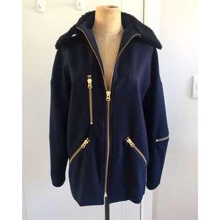 Lonely Hearts Jacket Coat