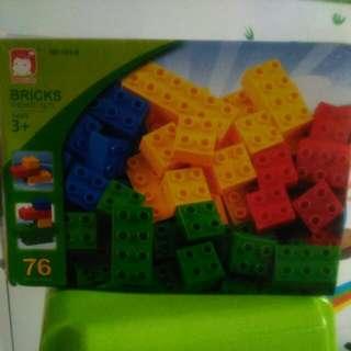 Bricks Theme Sets