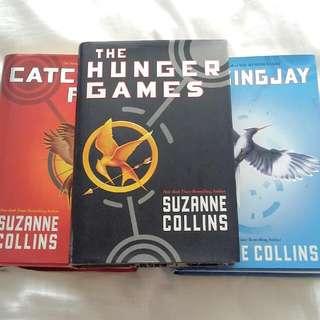 Hunger Games Trilogy (hardcover)