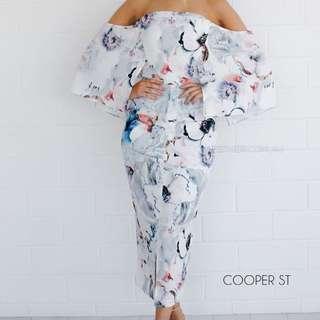 Cooper Street Off The Shoulder Dress