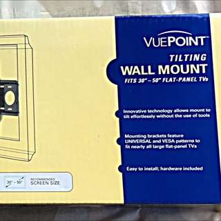 Vuepoint Tilting Wall Mount