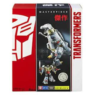 Transformers Masterpiece Grimlock