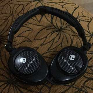 FREE ONGKIR. Headphone Skullcandy Skullcrusher Ori U.S.A