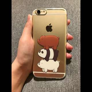 We Bare Bares iPhone Case