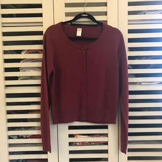 Red Cardigan (new)