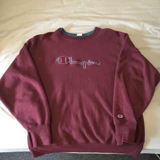 Champion Reverse Weave X-Large Sweater
