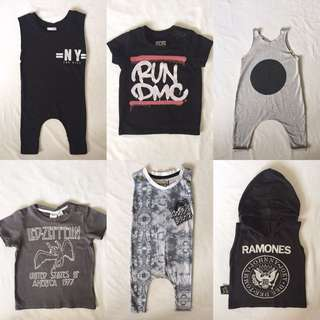Boys Clothes Size 0-2