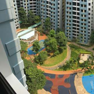5 Room Flat At Jurong west st 93