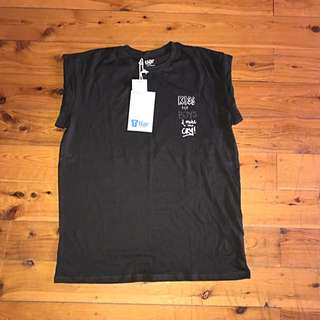 TBar Roll Sleeve Tee