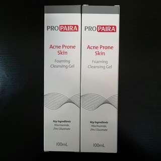 Acne face wash PROPAIRA
