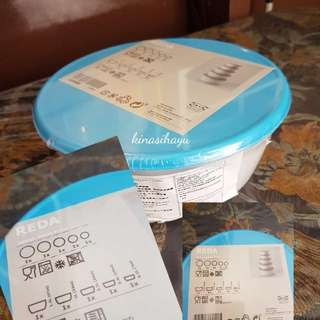 Food Container 5 Pcs