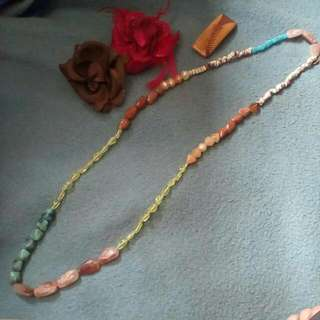 Necklace (Pebbled)