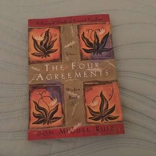 New The Four Agreements Don Miguel Ruiz