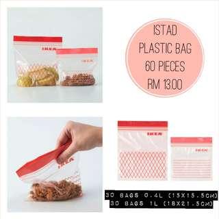 IKEA - ISTAD Plastic Bags
