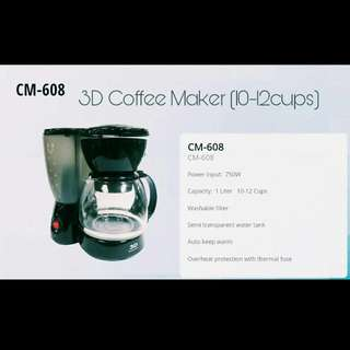 Bargain: New Coffee Maker