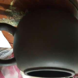 沒蓋的茶壺