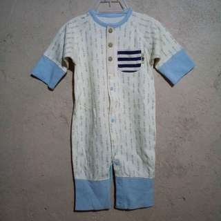 Long Sleeved Romper/Sleepwear