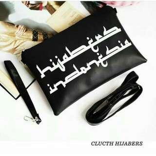 Tas Clutch Hijabers