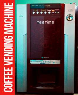 Coffee Vending Maching