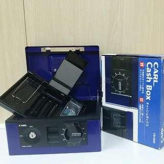 """CARL 11""""Cash Box CB-8560錢箱"""