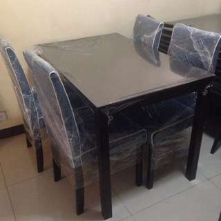 Malaysian Dining Set  (4 Seaters)