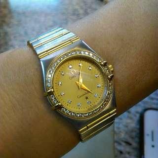 OMEGA真💎手錶