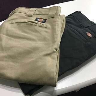 Dickies 重磅工作褲