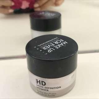 Make Up Forever Setting Powder