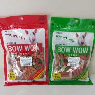 Bow Wow Treats