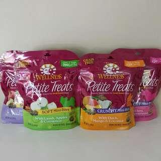 Wellness Petite Treats