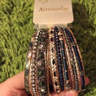 Beautiful Indian Bangles