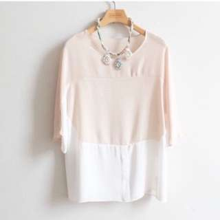 Korean Soft Blouse