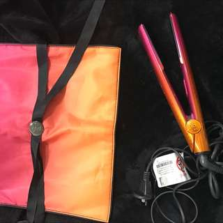 Coral/Pink GHD's
