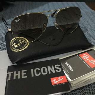 Authentic Ray-ban Aviator(unisex)