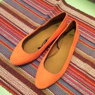 H&M Flat Shoes $30 ( Size 40 )